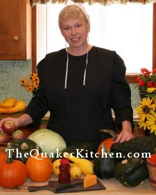 The Quaker Kitchen, free food recipes and video cooking with Quaker Anne.