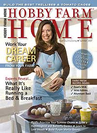 Soapmaking Article by Casey Makela, of Quaker Hill Farm, in the Summer 2007 issue